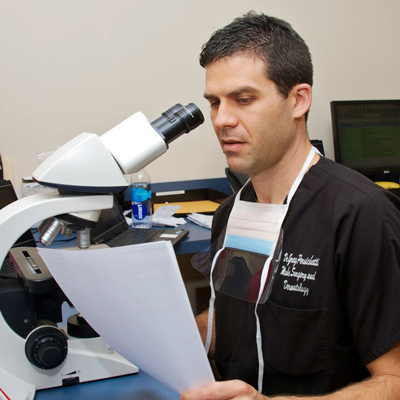 Dr. Gregory B. Persichetti, Mohs Surgeon