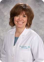Lisa Hostetler, MD, PhD at Brinton Lake Dermatology