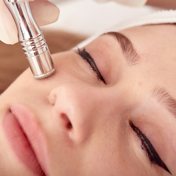 January Aesthetician Special: Save 20% on a Microdermabrasion Treatment